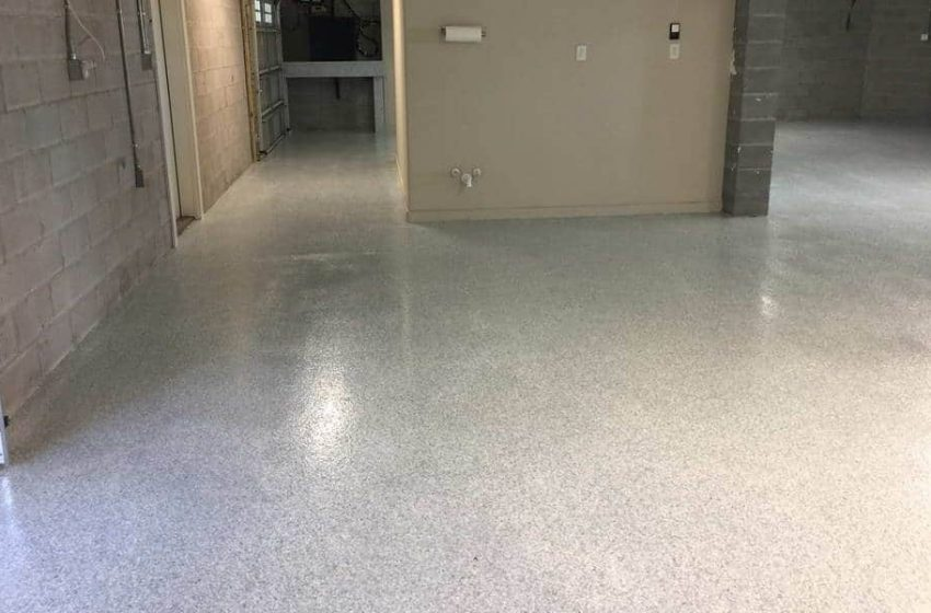 Why Homeowners Use Epoxy Concrete Coatings