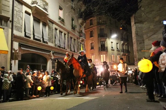 L'Escalade – A Distinctive Swiss Festival