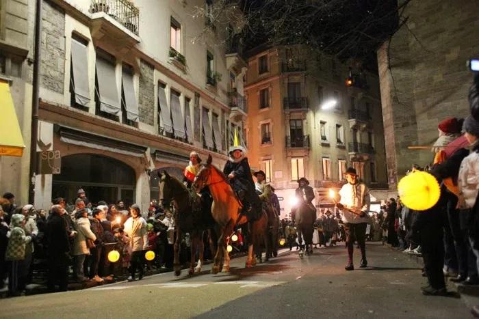 L'Escalade – A Distinctive Swiss Festival