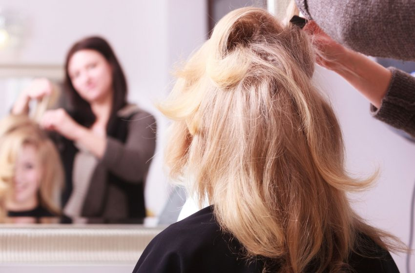 3 things you should not do if you're going to the hair salon