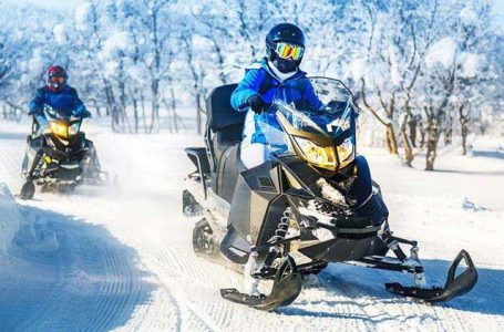 Snowmobiles Are Fast – But How Fast Should You Drive?