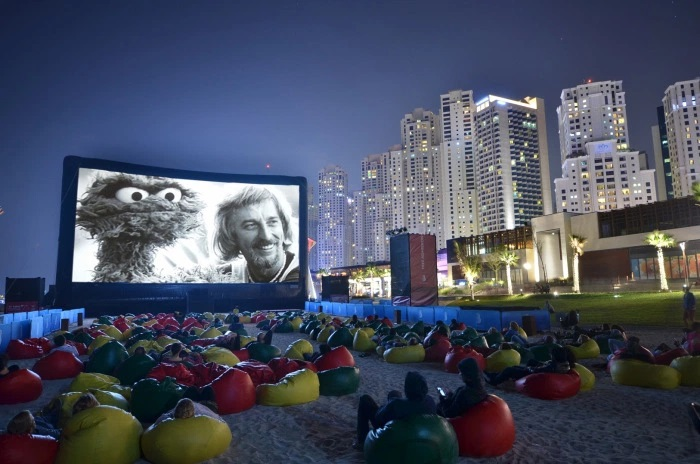 Knowing about open air film rental firms