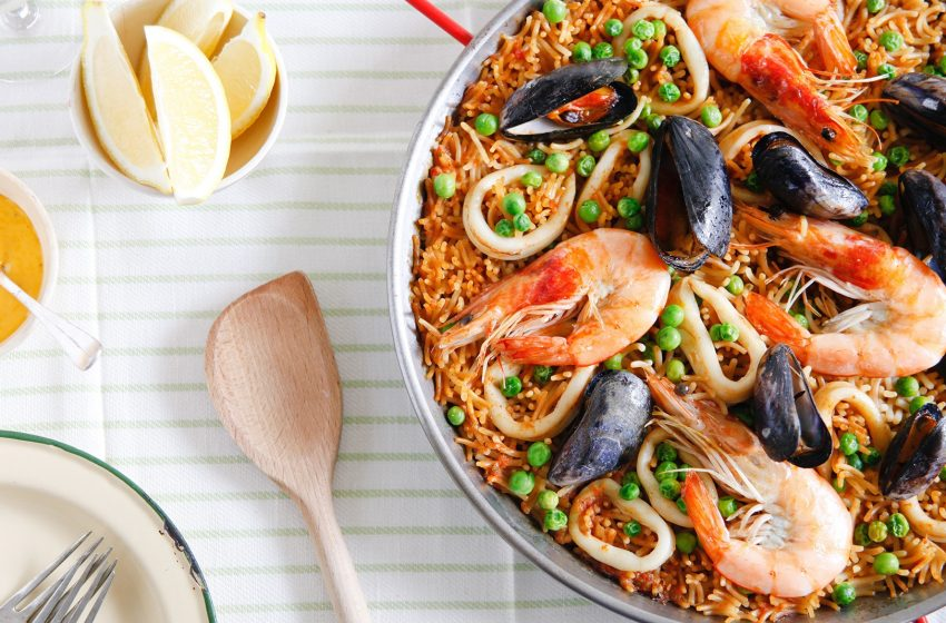 Common seafood dishes you should try