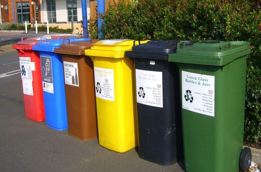 What are the applications and usages of mini skip bins?