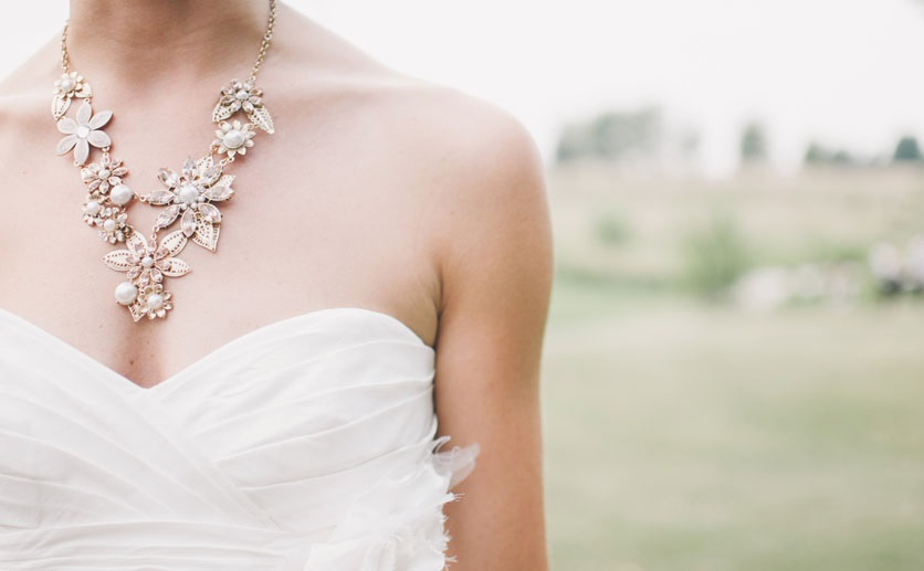 How to choose the appropriate jewellery for wedding