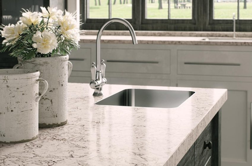 Quartz Countertops: Why they are Getting Attention