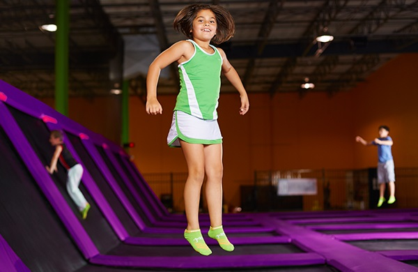 The Beginner's Guide to Trampoline Parks