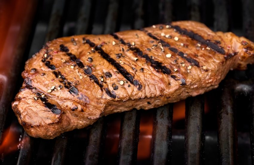 Grill your steak like a pro