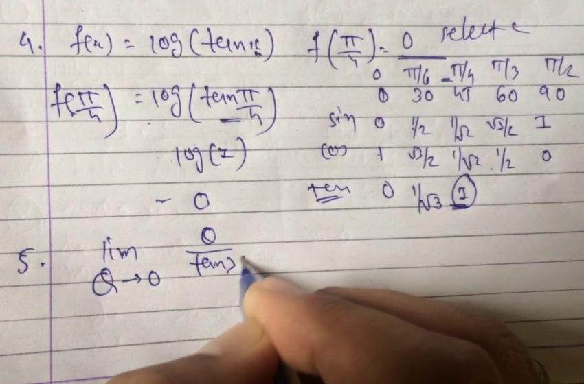 GTU paper solution