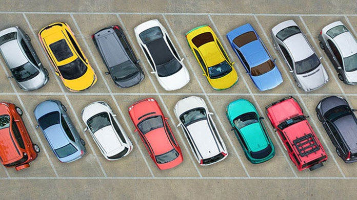 Regulations on stocks for parking in parking spaces