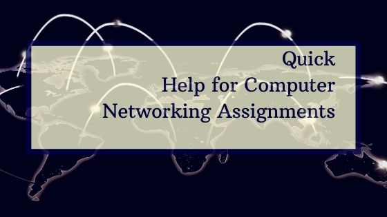 Quick Help for Computer Networking Assignments
