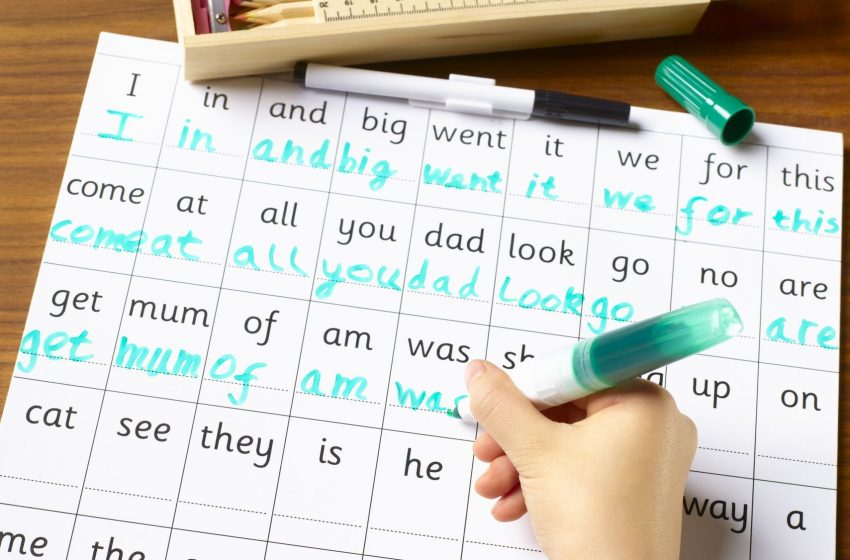 BEST WAYS FOR KIDS TO IMPROVE SPELLING WORDS: