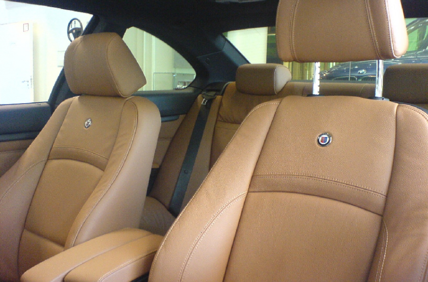 Some tips to maintain the leather seat covers