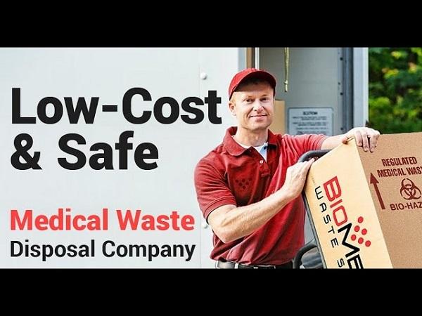 Tips on Safe Disposal of Medical Waste