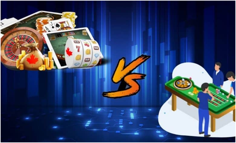 Online Casino Vs Land Casino: Which is better?