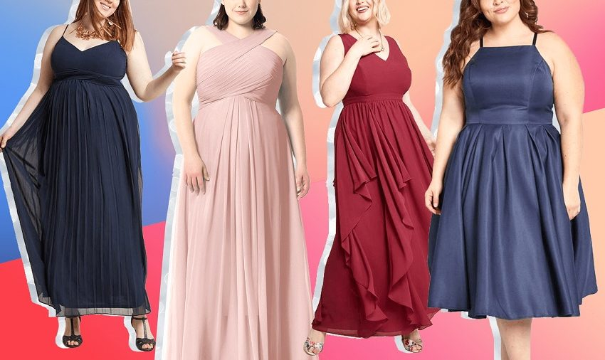 Tips for shopping the plus-Size Bridesmaid Dresses