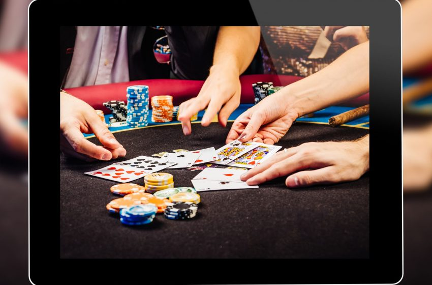 Online Casino Gambling Could Be Fun And Addictive