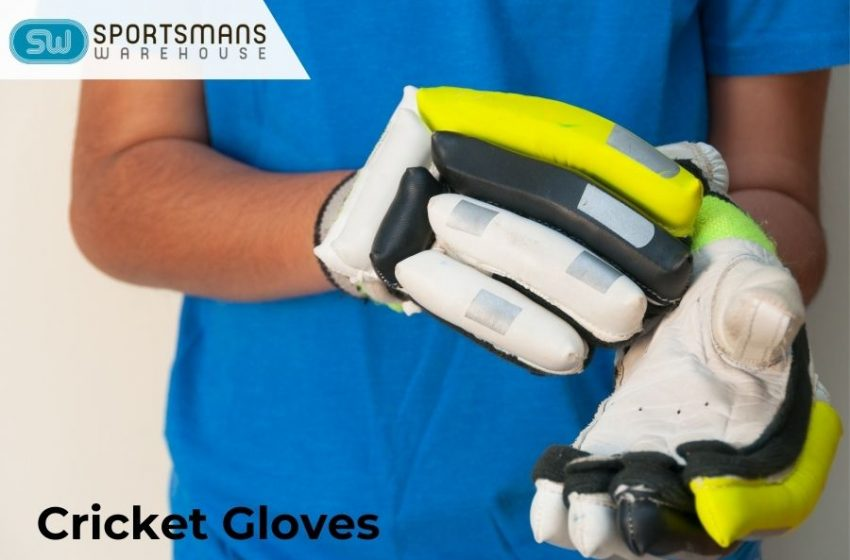 Cricket gloves – Protection and Comfort for your hands with bat and ball
