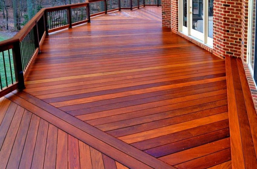 The Best Choices for Decking Materials