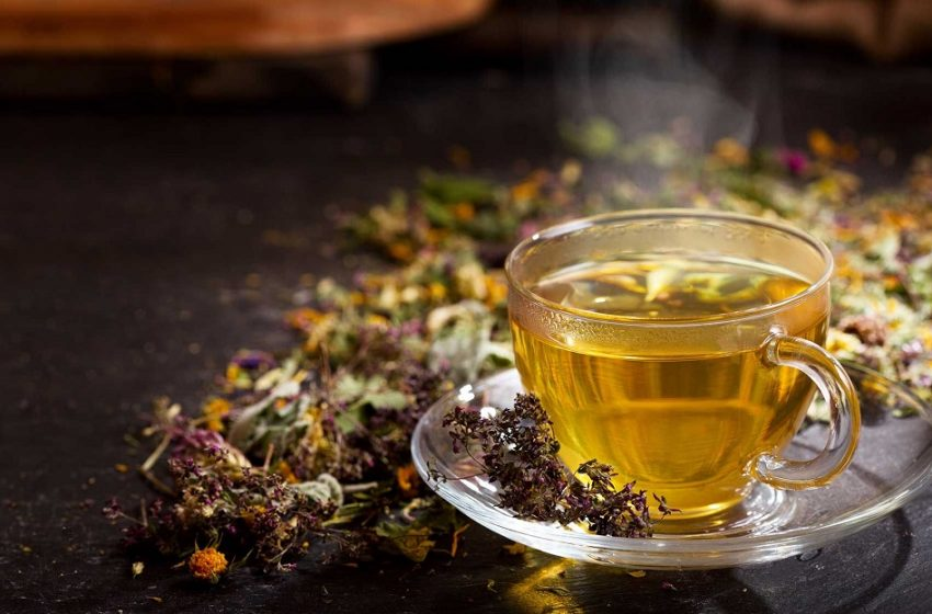 Dreaming of a Healthier Life? Switch to Herbal Tea