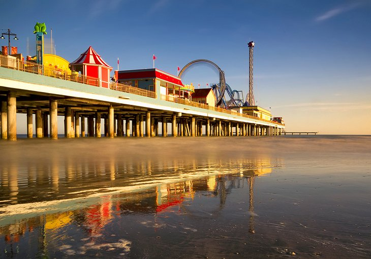4 Things To Do in Galveston