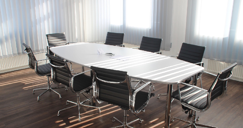 A Rented Meeting Room Can Be Cost-Effective