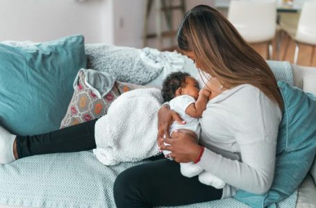 Mom's diet: 5 nutrients you need to consume while breastfeeding