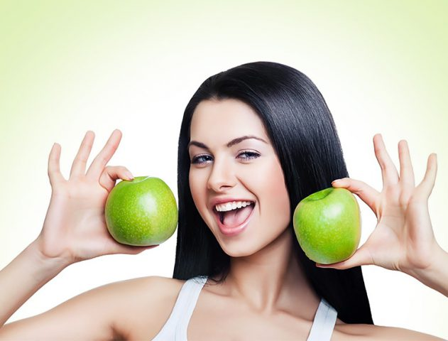 Are fruits beneficial for hair growth?