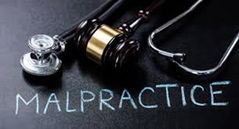 What are the common examples of Medical Malpractice?