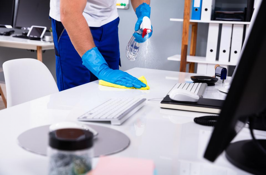 Spring Cleaning for Your Manufacturing Business