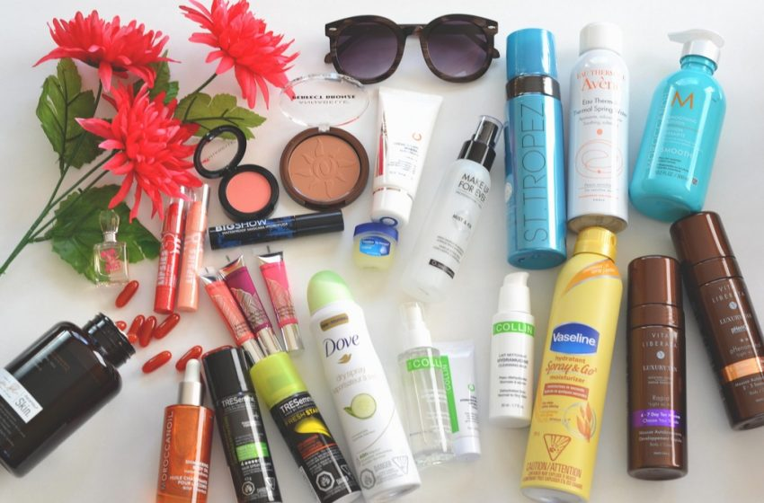Essential Haircare Products For a Beach Vacation