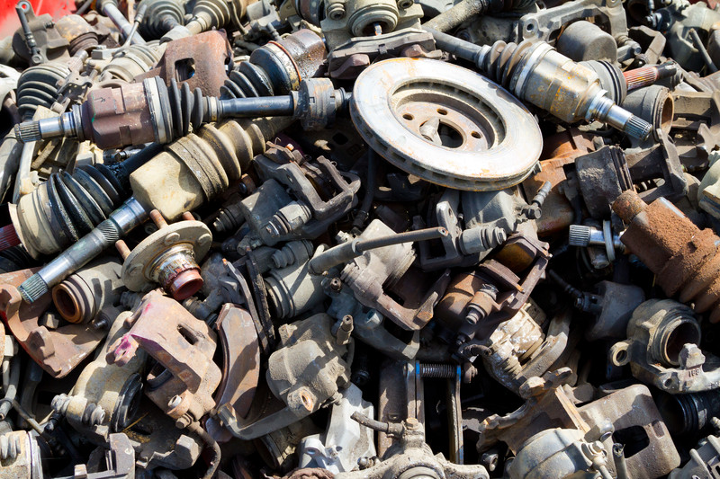 Why You Should Prefer Buying Used Engines from junkyards?