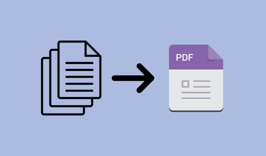 Five benefits of a PDF type file format