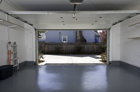 Noise Suppression for Your Garage