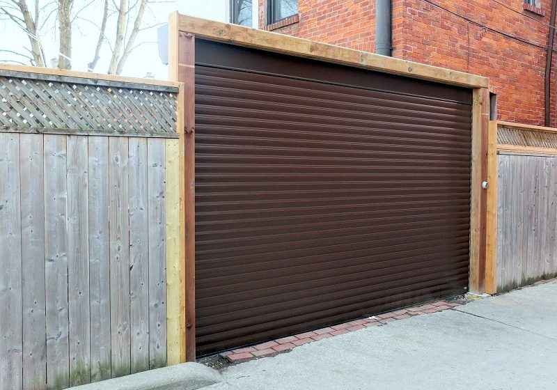 Sectional Garage Doors and Its Types