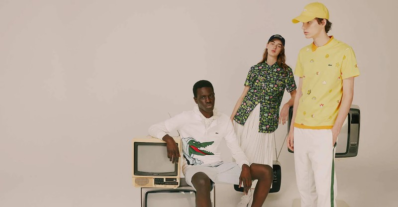 Shop with Lacoste Egypt for Men, Women and Kid's Fashions