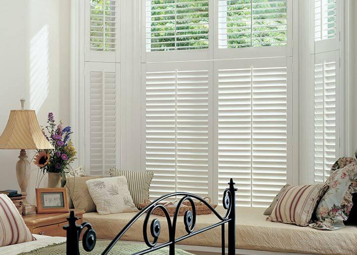 Advantages of using shutter blinds