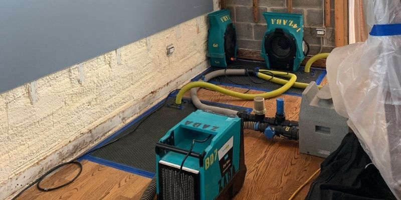What is the Function of a Water Remediation Company?