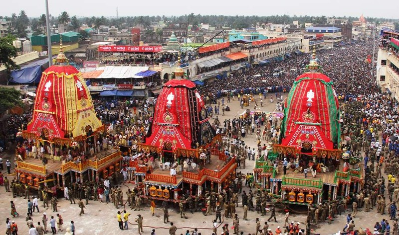 A Guide to Puri's Annual Rath Yatra