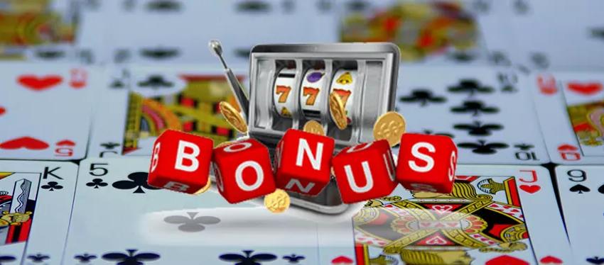 What is an online casino bonus?