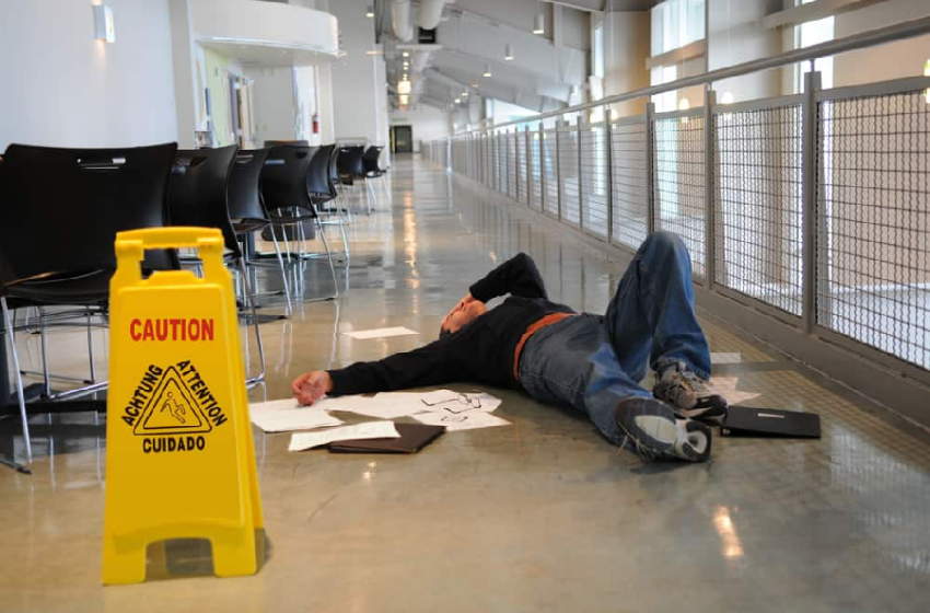 Are You Injured in Slip and Fall Accident?