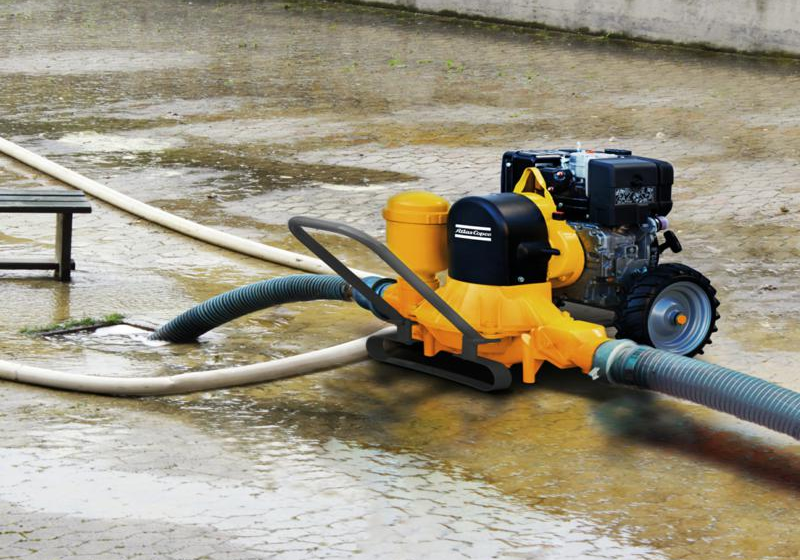 Benefits Of a Dewatering Pump