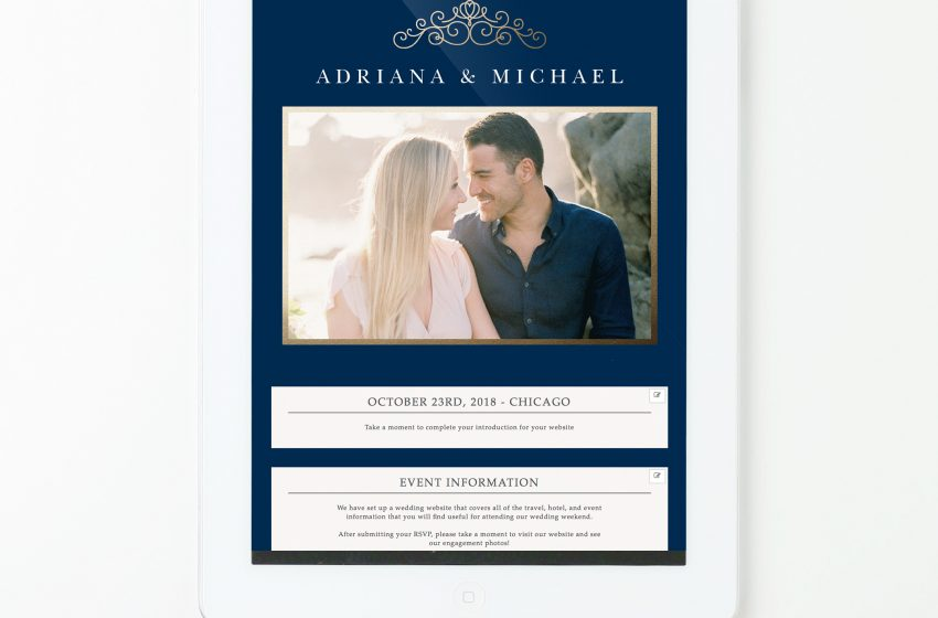 Your new favorite customized wedding invitations